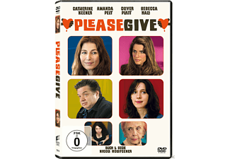 Please Give - (DVD)