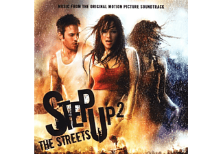 VARIOUS, O.S.T. - Step Up 2 The Streets [CD]