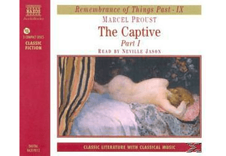 THE CAPTIVE PART I - 3 CD -