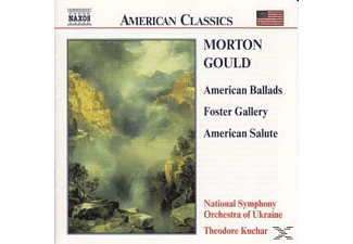 National Symphony Orchestra Of Ukra, Theodor/nso Of Ukraine Kuchar - American Ballads/Foster Galler - (CD)