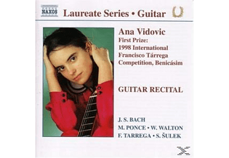Ana Vidovic - Guitar Recital - (CD)