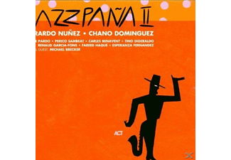 Gerardo Núñez;Chano Dominguez - Jazzpana 2 [CD]
