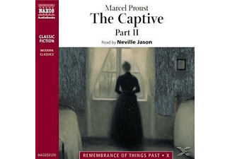 THE CAPTIVE PART II - 3 CD -