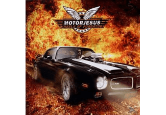 Motorjesus - WHEELS OF PURGATORY [CD]