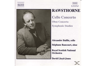 Alexander Baillie, Baillie/Rancourt/Lloyd-Jones - Cellokonzert/Oboenkonzert - (CD)