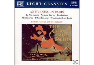 Richard Hayman, Richard And His Orchest Hayman - An Evening In Paris - (CD)