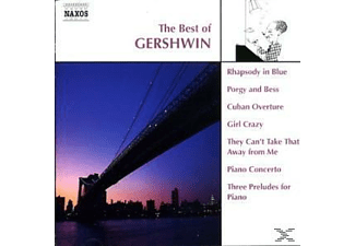 VARIOUS - Best Of Gershwin - (CD)