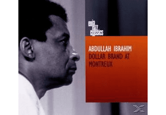 Abdullah Ibrahim - Dollar Brand At Montreux - (CD)