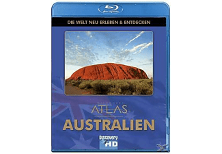 DISCOVERY CHANNEL HD ATLAS - AUSTRALIEN - (Blu-ray)