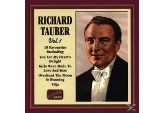 Richard Tauber - Favourites Vol.1 - (CD)