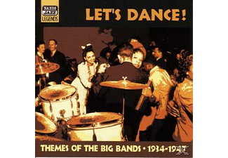 VARIOUS - Let's Dance - (CD)