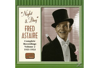 Fred Astaire - Vol.2: Night & Day [CD]