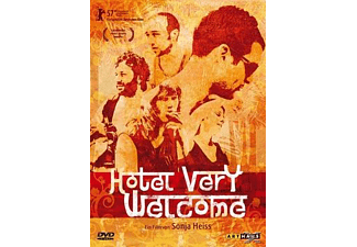Hotel Very Welcome (Special Edition) - (DVD)