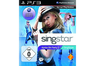 Sing Star - Après Ski Party 2 - PlayStation 3