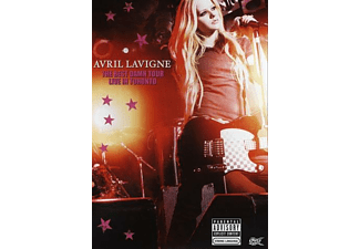 Avril Lavigne - THE BEST DAMN TOUR (LIVE IN TORONTO) - (DVD)