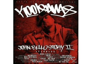 Kool Savas - Die John Bello Story Vol.2 - (CD)
