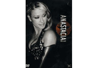 Anastacia - LIVE AT LAST [DVD]