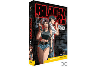 Black Lagoon - Box 1 [DVD]
