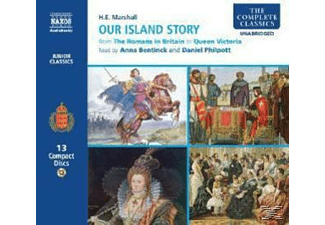 OUR ISLAND STORY - 13 CD - Kinder/Jugend