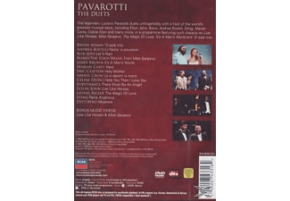 Luciano Pavarotti - Best Of Pavarotti & Friends-The Duets [DVD]