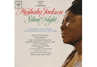 Mahalia Jackson - Silent Night: Songs For Christmas-Expanded Edition [CD]