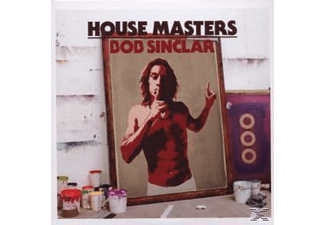 VARIOUS - House Masters - Bob Sinclar [CD]