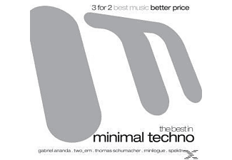 VARIOUS - The Best In Minimal [CD]