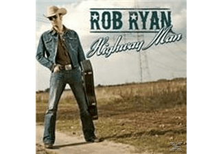 Rob Ryan - Highway Man [CD]