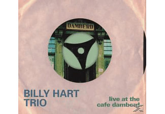 Billy Trio Hart - Live At Cafe Damberd - (CD)