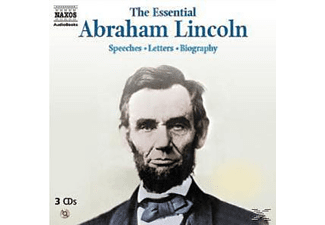 THE ESSENTIAL ABRAHAM LINCOLN - 3 CD -