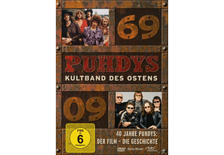 Puhdys - 40 JAHRE PUHDYS - (DVD)