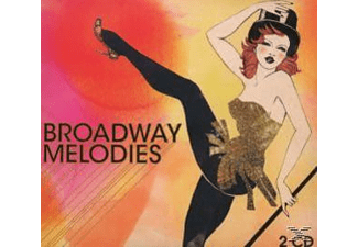 VARIOUS - Broadway Melodies [CD]