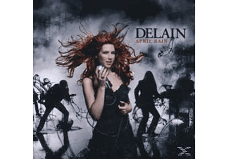 Delain - April Rain [CD]