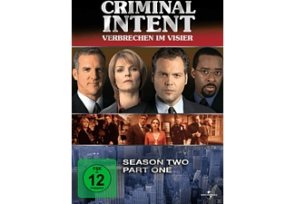 Criminal Intent - Verbrechen im Visier - Staffel 2.1 [DVD]