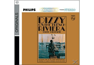 Dizzy Gillespie - Dizzy On The French Riviera [CD]