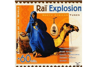VARIOUS - Rai Explosion - North African Tunes - (CD)