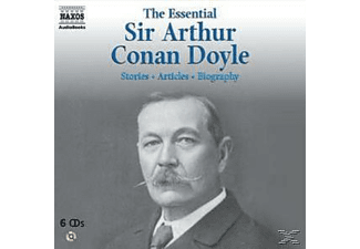 THE ESSENTIAL SIR ARTHUR CONAN DOYLE - 6 CD -