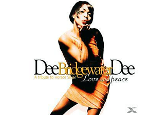 Dee Dee Bridgewater - Love And Peace: A Tribute To Horace Silver [CD]
