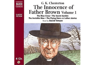 INNOCENCE OF FATHER BROWN 1 - 4 CD -