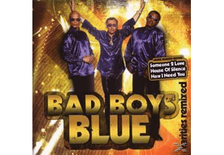 Bad Boys Blue - Rarities Remix [CD]