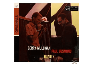 Gerry Mulligan, Mulligan, Gerry / Desmond, Paul - Blues In Time [CD]