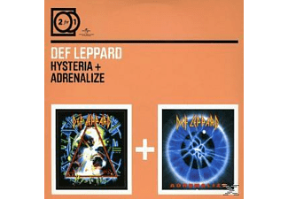 Def Leppard - 2 For 1: Hysteria/Adrenalize - (CD)