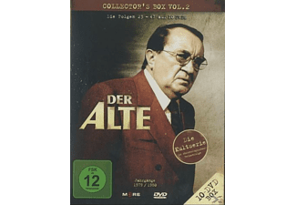 Der Alte - Vol. 2 (Collector's Box) [DVD]