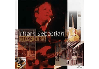 Mark Sebastian - Bleecker Street - (CD)