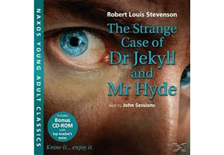STRANGE CASE OF DR JEKYLL AND MR HYDE - 2 CD -