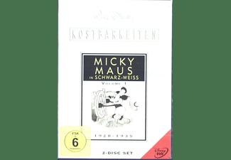 walt disney kostbarkeiten micky maus in schwarz wei volume 1 dvd disney filme dvd. Black Bedroom Furniture Sets. Home Design Ideas