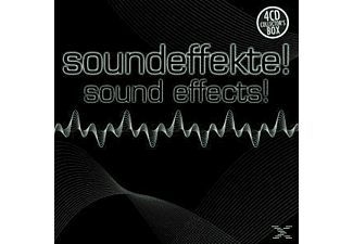 VARIOUS - Soundeffekte-Sound Effects! [CD]