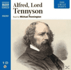 ALFRED LORD TENNYSON - (CD)