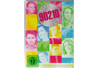 Beverly Hills 90210 - Staffel 4 [DVD]