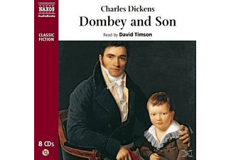 DOMBEY AND SON - 8 CD -
